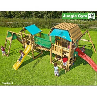 Jungle Gym Paradise 1