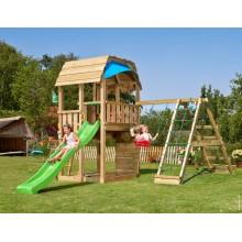 Jungle Gym Barn 1- Climb so šmýkačkou