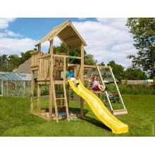 Jungle Gym Palace 1- Climb so šmýkačkou