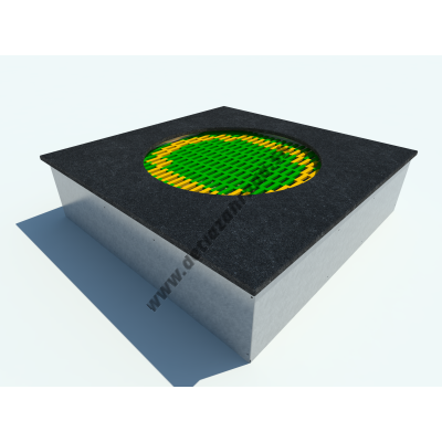 Zemná trampolína 1 M - T 100 R_S