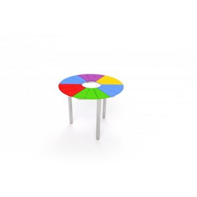 Bezúdržbový stôl Dúha 5017S