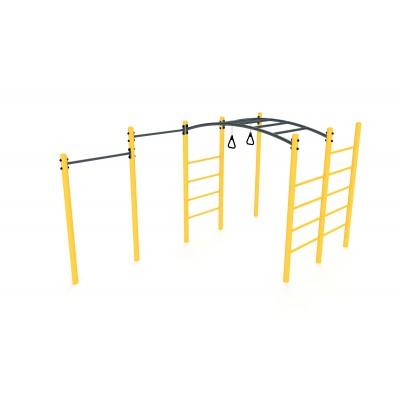 Workout preliezačka 3625