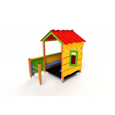 Detský domček SMALL lamino