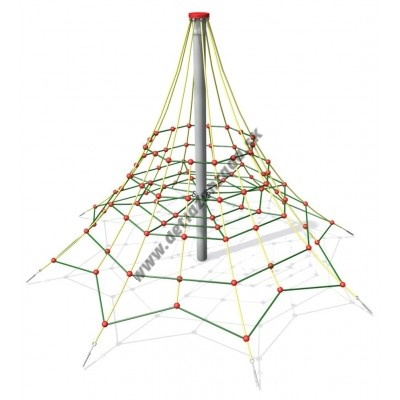 Lanová pyramída 2,7 x 1  m