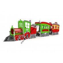 Kovová hracia zostava Express 3021S