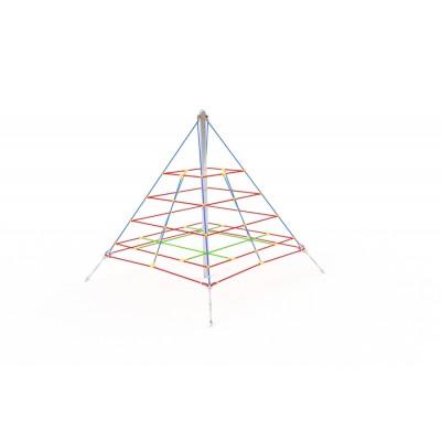 Lanová pyramída 2,6 x 1,6 m