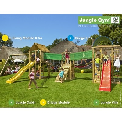Jungle Gym Paradise 3