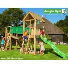 Jungle Gym Club Bridge so šmýkačkou