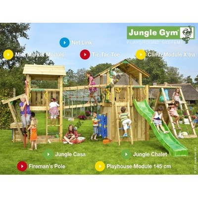 Jungle Gym Paradise 4