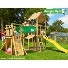 Jungle Gym Palace Bridge so šmýkačkou