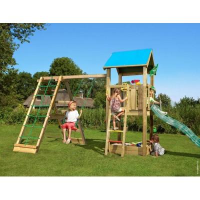 Jungle Gym Castle 1 - Climb so šmýkačkou