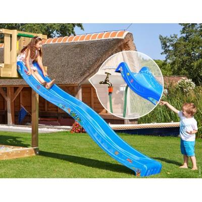 Šmýkačka Jungle Gym 2,6m modrá