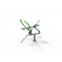 Outdoor fitness zariadenie Rower OF2-013