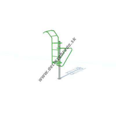 Outdoor fitness zariadenie Parallel bars  Ladder