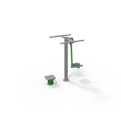 Outdoor fitness zariadenie Twister Ski trainer OF2-11-12