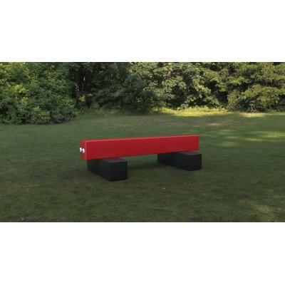 Hracia lavička vagónik