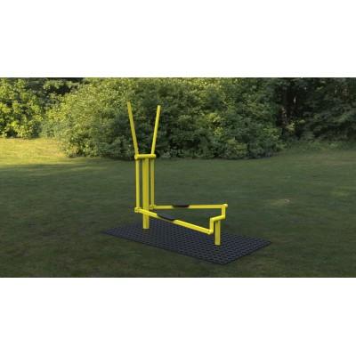 Outdoor fitness zariadenie Bežec