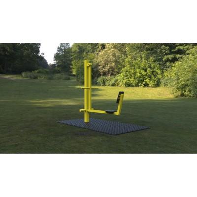 Outdoor fitness zariadenie Drepovač  Basic