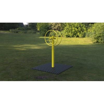 Outdoor fitness zariadenie Kormidlo Basic