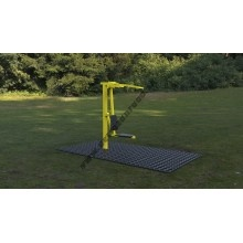 Outdoor fitness zariadenie Vzpieranie  Basic