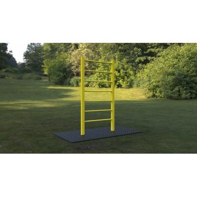 Outdoor fitness zariadenie Rebriny Basic