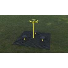 Outdoor fitness zariadenie Točňa 3