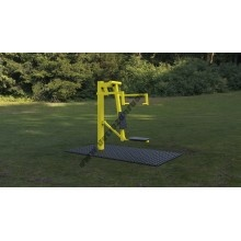 Outdoor fitness zariadenie Preťahovanie  Basic