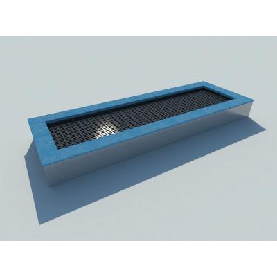 Zemná trampolína 1 M - T 100 x 400