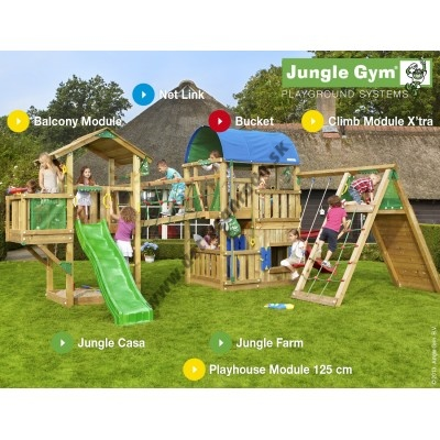 Jungle Gym Paradise 5